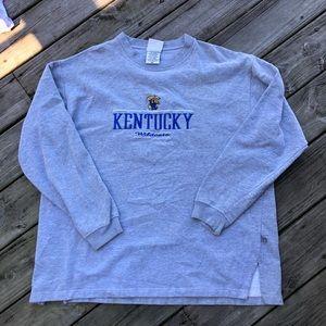 Vintage Kentucky Wildcats sweatshirt